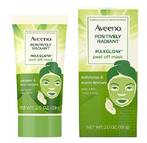Aveeno MaxGlow Peel Off Mask , 2 oz / 59 g