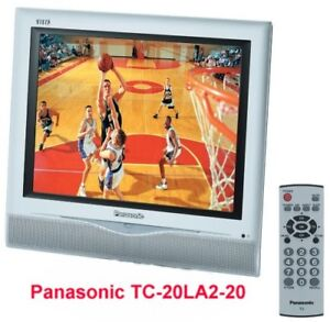 Panasonic Viera TC-17LA2 – 17in LCD TV With Wall Mount