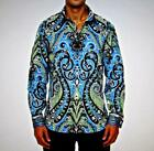 Robert Graham Embroidered Shirt