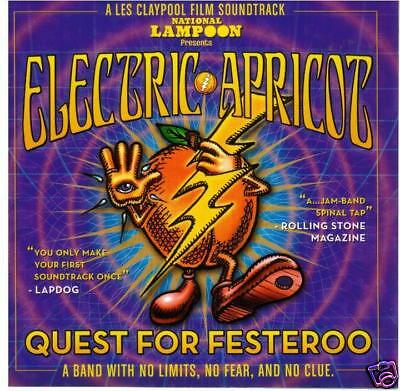 National Lampoon Soundtrack:Electric Apricot-2008-CD
