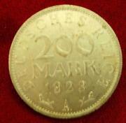 200 Mark 1923