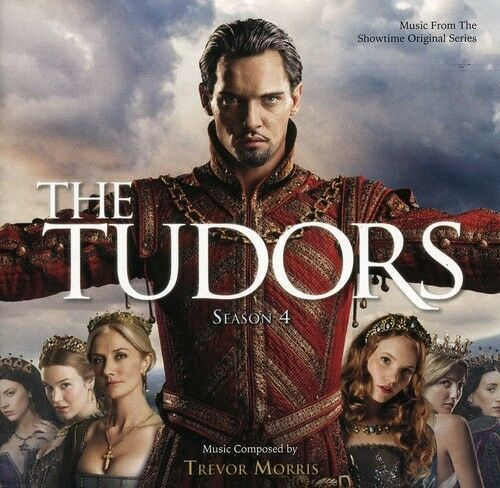 Trevor Morris - Tudors: Season 4 (Score) (Original Soundtrack) [New CD]