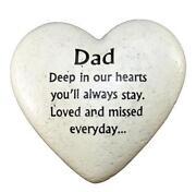 Memorial Plaque Dad
