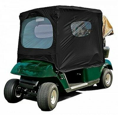 Authentic Frogger Golf Poncho Golf Cart Enclosure   Cover   Installs In Minutes