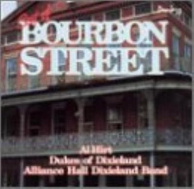 The Best of Bourbon Street by Various Artists (CD, Jun-1989,