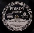 Edison 78 Record