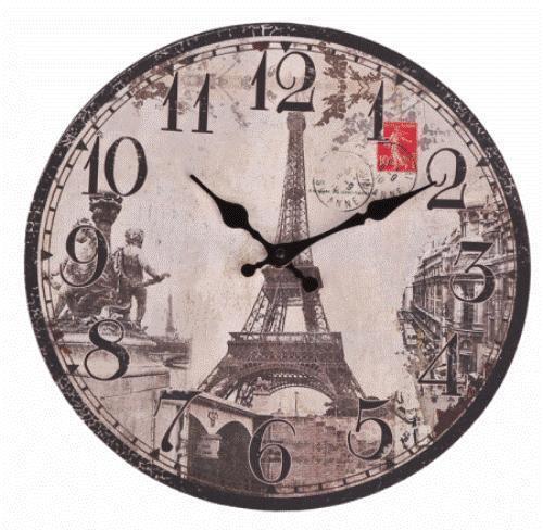 Paris Clock Ebay