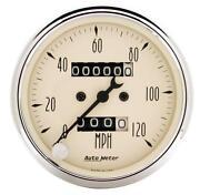 Antique Speedometer
