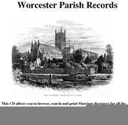 Parish Registers