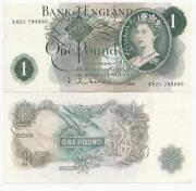 £1 Note
