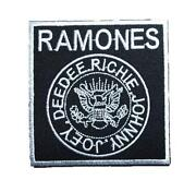 Punk Band Patches