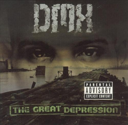 DMX - THE GREAT DEPRESSION [PA] NEW CD