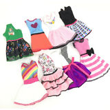 Beautiful Handmade Fashion Clothes Dress For  Doll Cute Lovely Decor PR