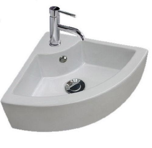 Bathroom wash basins sinks ebay for Wash basin bathroom sink