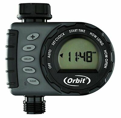 96781 Buddy HF Single Port Digital Tap Timer 1 Outlet Digital Wate Free Shippin