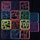 Tupperware Stencil Set