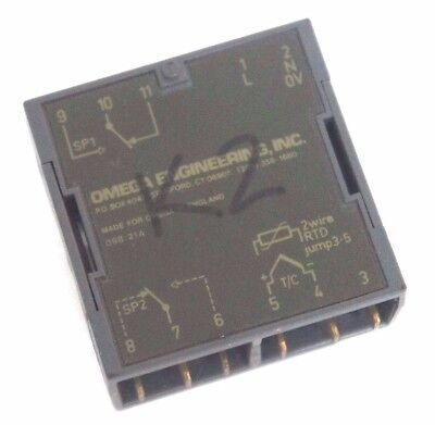 Omega Engineering Inc. 094060 2-wire Rtd Jump3-5 098.21a