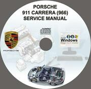 Porsche 911 Workshop Manual
