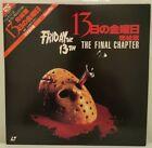 Horror Film Friday Discs