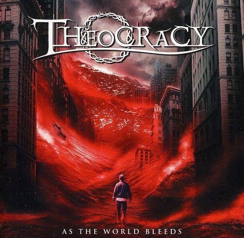 Theocracy - As the World Bleeds [New CD]