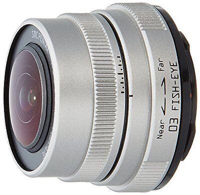PENTAX single focus lens 3.2mm F5.6 03 FISH-EYE Q mount 22087 from Japan* ()
