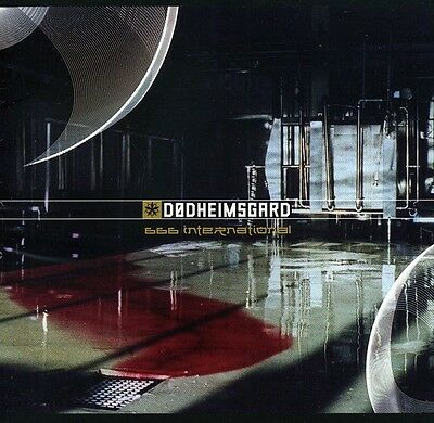 Dodheimsgard   666 International  New Cd