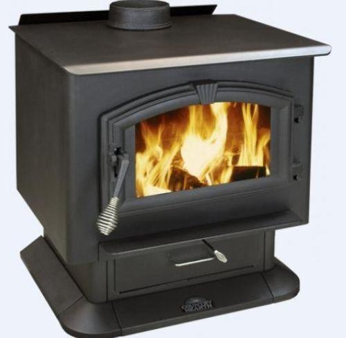 Large Wood Stove Ebay