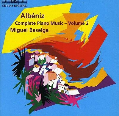 Miguel Baselga   Piano Music  Vol Ii  New Cd