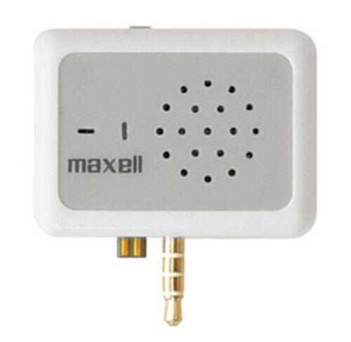 Maxell P-7 Voice Recorder for iPod SEALED