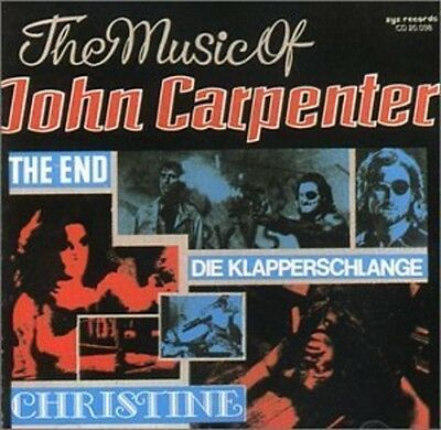 Купить Splash Band - Music of John Carpenter [New Vinyl LP] With CD