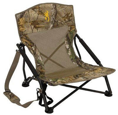 Browning Camping 8525014 Strutter Folding Chair (Regular) New