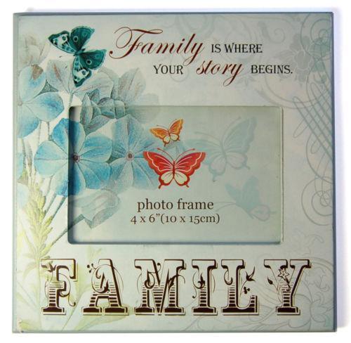 Family Photo Frame   eBay