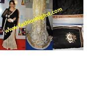 Indian Net Sarees