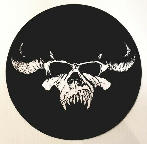 DANZIG Skull NEW SINGLE SLIPMAT Samhain Misfits