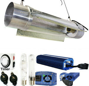 Dimmable-400W-Digital-Ballast-HPS-MH-Grow-Light-System-Complete-Hydroponic-Kit