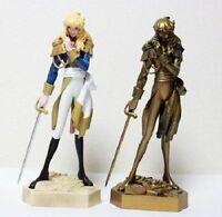 Lady Oscar - Versailles no Bara 2 Figures Blue - Bronze
