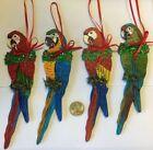 Bird Handmade Christmas Ornaments