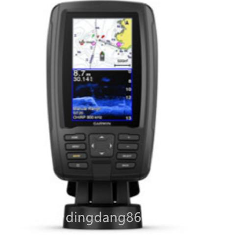 Garmin ECHOMAP Plus 45cv Fishfinder/GPS Chartplotter Combo,w/GT20-TM DownVü Tdx