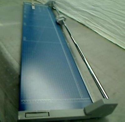 Dahle D558 Professional 51 Rotary Paper Trimmer Rolling 558 12-sheet Cutter