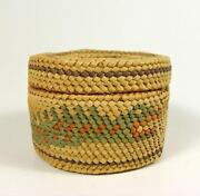 Vintage Indian Basket