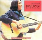 cd - Joan Baez - The Essential - From The Heart - Live