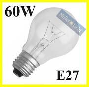 Glühbirnen 60 Watt