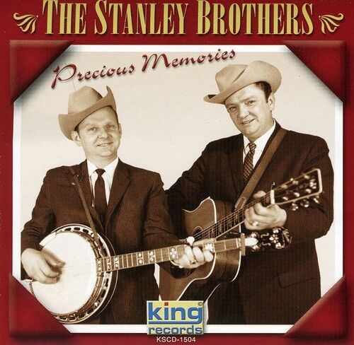 The Stanley Brothers - Precious Memories [New CD]