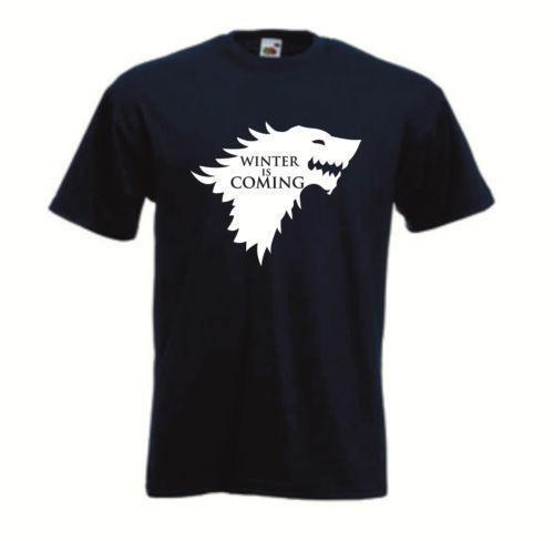 Ha Ottenuto L'inverno Sta Arrivando T-shirt DyPCrr