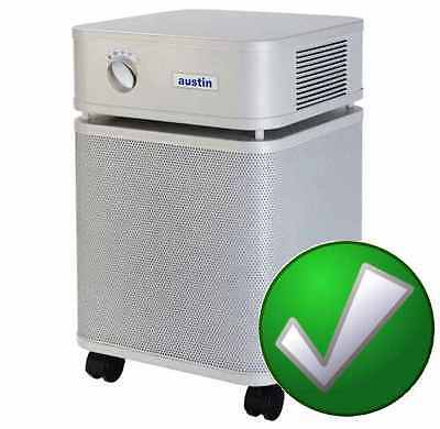 AUSTIN AIR PURIFIER HEALTHMATE JR. HM200-Black, White, Silver, Sandstone,or Blue