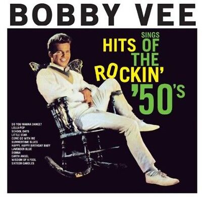 Bobby Vee - Sings Hits of the Rockin' 50s [New CD]