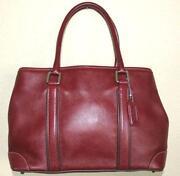 Vintage Coach Leather Bags