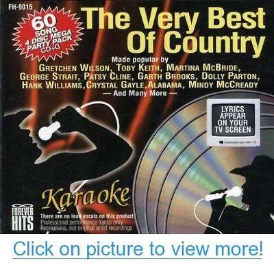 40 Disc Karaoke Cdg 500 Plus Most Requested Songs 1950 To 2017 Karaoke Cdgs, Dvds & Media Karaoke Entertainment