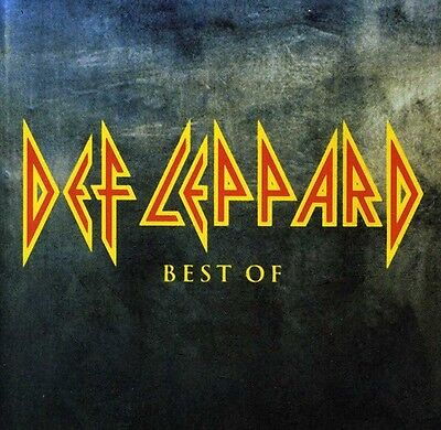 Def Leppard - Best of [New CD] England - Import, Germany - Import
