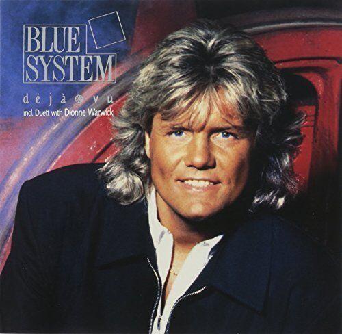 Blue System Déjà vu (1991) [CD]